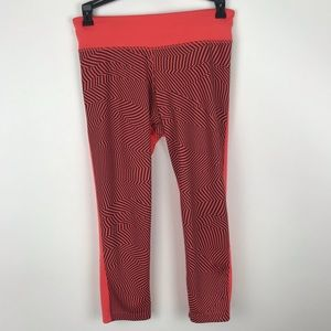 Adidas Small Cropped Climalite Active Leggings